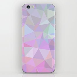 Kaleidoscope dream iPhone Skin