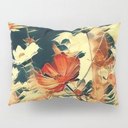 Cosmos in Abstract Pillow Sham
