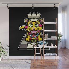 Food Chain Wall Mural