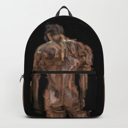 Sexy Back Surfer 1 Backpack