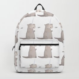 Otterly Magical Backpack