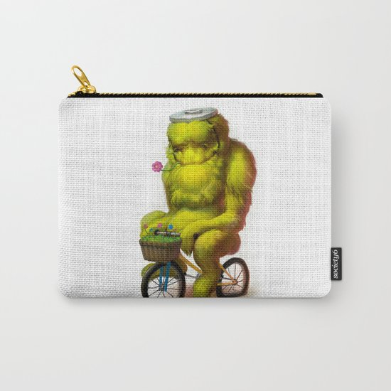 Bike Monster 1 Carry-All Pouch