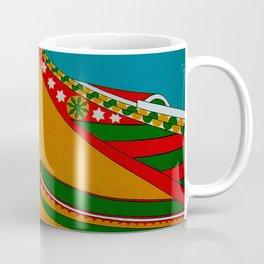 Portuguese Fishing Boats - Vintage Travel Coffee Mug