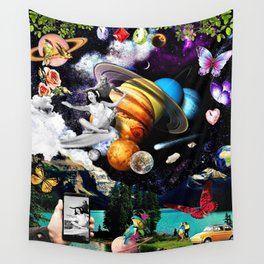 Unforgettable moments. Wall Tapestry