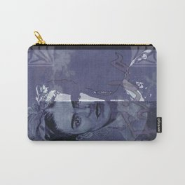 Frida Kahlo - between worlds Carry-All Pouch