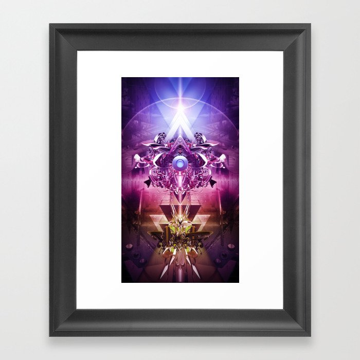 Vanguard mkiii Framed Art Print