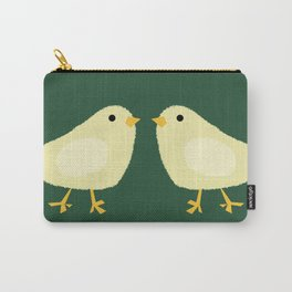 Yellow chick Carry-All Pouch
