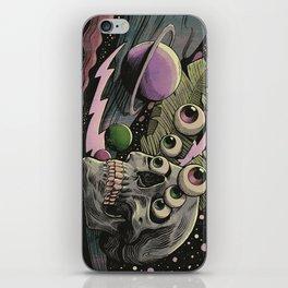 Cosmos Nightmare iPhone Skin