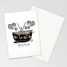 OISHII Noodle Bowl Stationery Cards