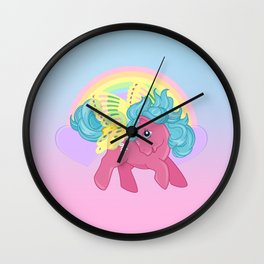 g1 my little pony summerwing sky dancer Wall Clock