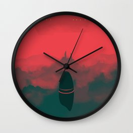 The Daily Life Wall Clock