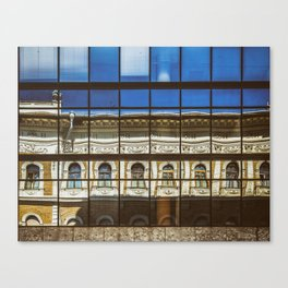 Window Scapes Canvas Print