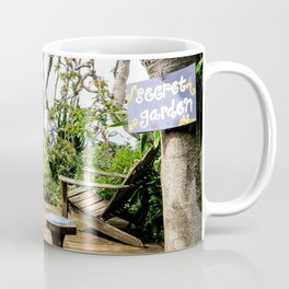 Secret Garden - front view Coffee Mug