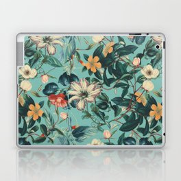VINTAGE GARDEN V Laptop & iPad Skin