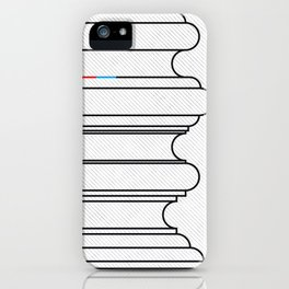 Architecture 101 iPhone Case