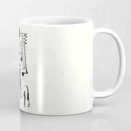 Dancing Nude Coffee Mug