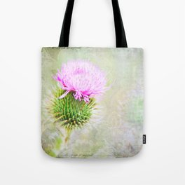 Blessed Thistle Tote Bag