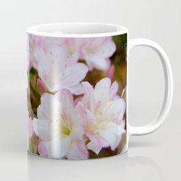 Blooming Azalea Flowers Coffee Mug