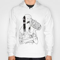 sam smith Hoodies featuring Smith by BELZEDU