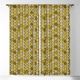 Gold 45 Blackout Curtain