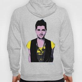 Danny from 'The Script' Pop art style print Hoody