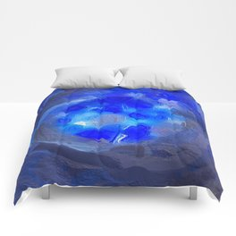 Abstract Mandala 238 Comforters