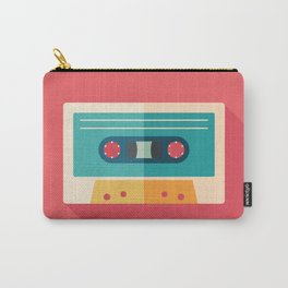 Audio Cassette Carry-All Pouch