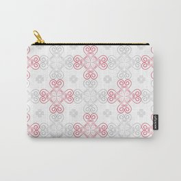 Valentine pattern 3 Carry-All Pouch