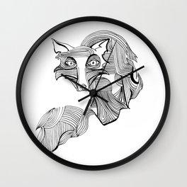 Reynard Fox Wall Clock