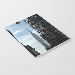 Empire State Building, New York City Notebook