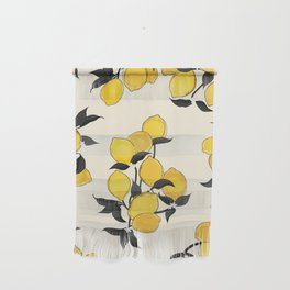 When life gives you lemons... Wall Hanging