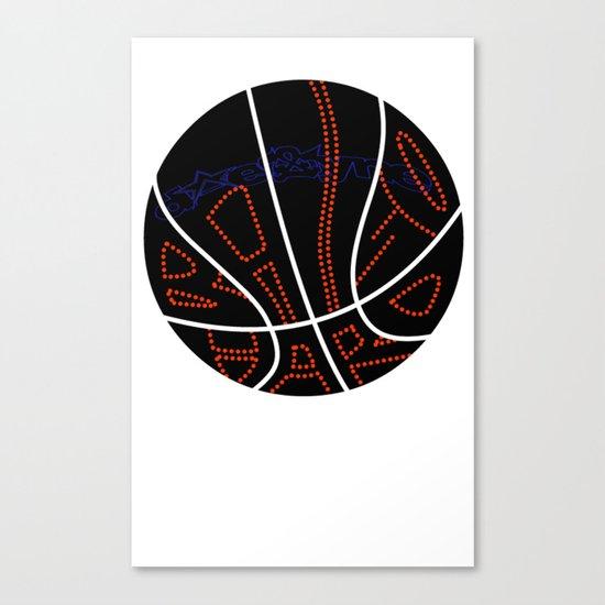 BALL SO HARD! Canvas Print
