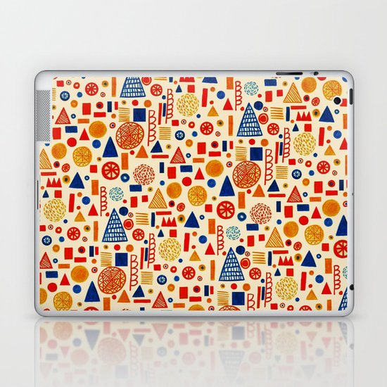 Sunday's Child Laptop & iPad Skin