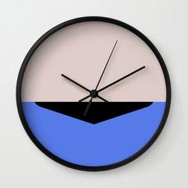 Bones - Star Trek The Original Series - Trektangle - Trektangles - Leonard McCoy - startrek Wall Clock