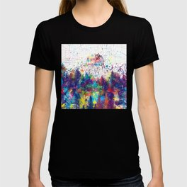 colorful forest 2 T-shirt