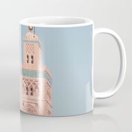 Bohemian Boho Photography Oriental Middle East Near East Architecture Coffee Mug