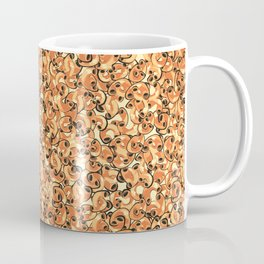 Mac & Cheese Pattern Coffee Mug