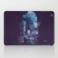 r2d2 iPad Cases featuring R2D2 by Sitchko Igor