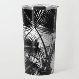 Palm Tree Glass Ceiling Abstract Travel Mug