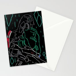 Mass Effect: Shepard Commander Stationery Cards