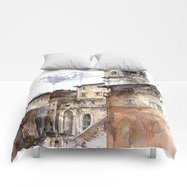 Cortona, Italy Comforters