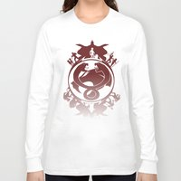 thundercats Long Sleeve T-shirts featuring Battle For Third Earth by Vitalitee