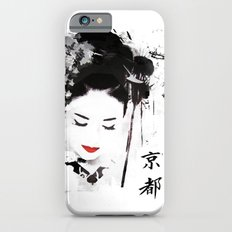 Kyoto Geisha iPhone 6 Slim Case