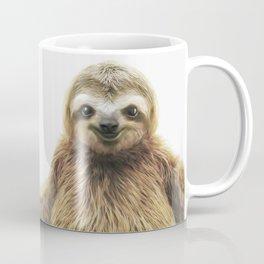 Young Sloth Coffee Mug