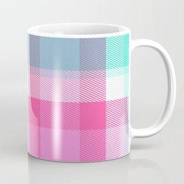 Summer Plaid 10 Coffee Mug
