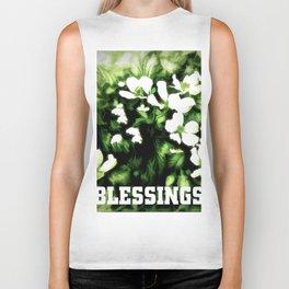 Blessings Biker Tank
