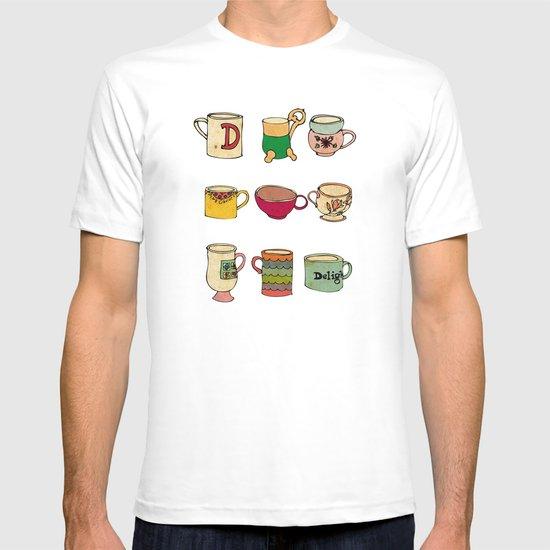 My Mugs! T-shirt