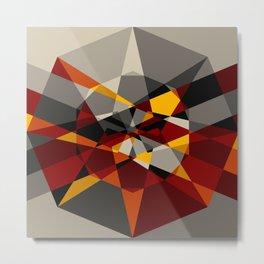 Octagon Metal Print