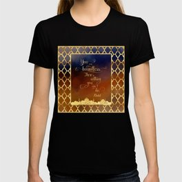 You are boundless. There is nothing you can't do. - Khalid T-shirt