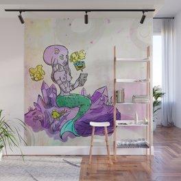 Octa Instagramming Wall Mural